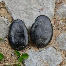 Auguga kivi / Ripats - Magnetiit-Serpentiniit