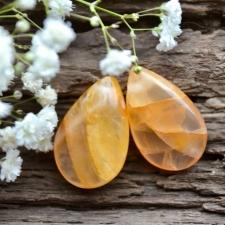 Auguga kivi / Ripats - Kuldne tervendaja kvarts