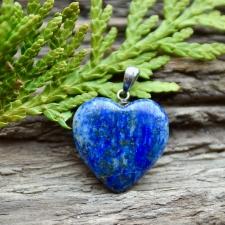 Ripats - Lasuriit süda (925 hõbe)