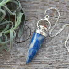 Pendel - Lasuriit / lapis lazuli