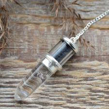 Pendel - Mäekristall ja šungiit
