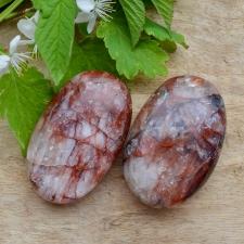 Hematiit-kvarts (70x45x22mm)