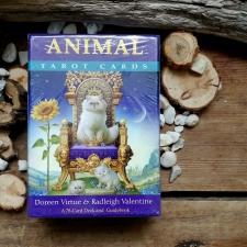 Taro kaardid - Animal Tarot Cards