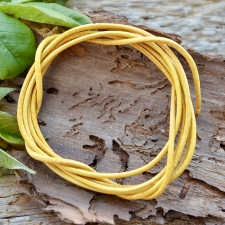 Kitsenahast pael - kollane (1m)
