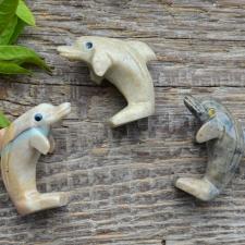 Delfiin - Steatiit ehk seebikivi