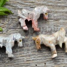 Hobune - Steatiit ehk seebikivi