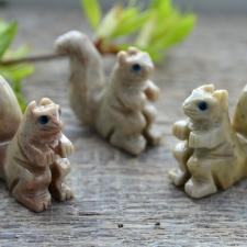 Orav - Steatiit ehk seebikivi