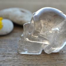 Kristallpealuu / kolp - Suitskvarts