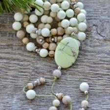 Sidrun krüsopraas * Fossiilkorall * Sandlipuu