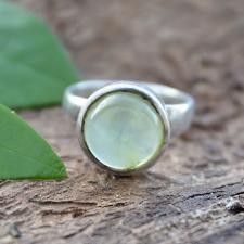 Sõrmus - Preniit (925 hõbe)