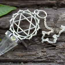 Pendel - Mäekristall, südametšakra