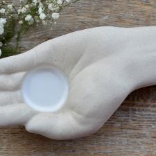Teeküünla alus - Vasak käsi
