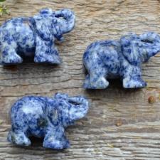Elevant - sinine jaspis