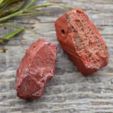 Auguga kivi / ripats - Punane jaspis toorkivi