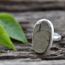 Sõrmus - Püriit (925Hõbe)