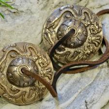 Tingshad ehk tiibeti kellad (5.8cm)