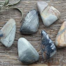 Auguga kivi / ripats - Picasso jaspis