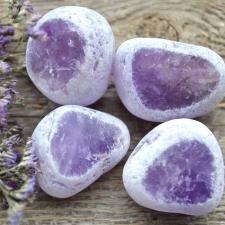 Ametüst - EMMA muna ehk nägija kivi (4cm)