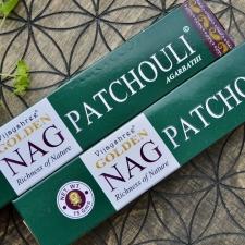 Viiruk - Nag Golden Patchouli