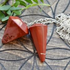 Pendel - Punane jaspis