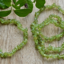 Käevõru tšipsidest - Peridoot ehk oliviin
