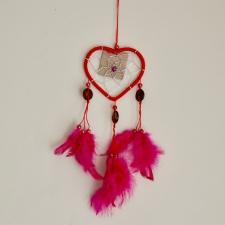 Unenäopüüdja - Punane süda (26cm)