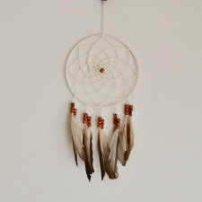 Unenäopüüdja - Naturaalvalge (29cm)