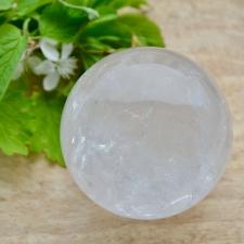 Kristallkuul - Mäekristall (80mm)
