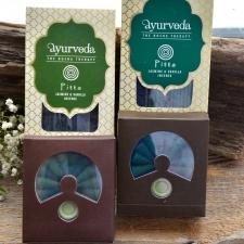 Viirukite komplekt - Ayurveda (Pitta) jasmiin ja vanilje