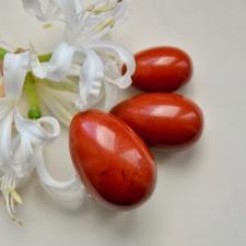 Yoni Muna - Punane jaspis (S, M, L)