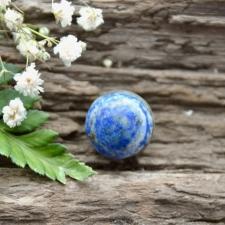 Kristallkuul - Lasuriit / Lapis lazuli (2cm)