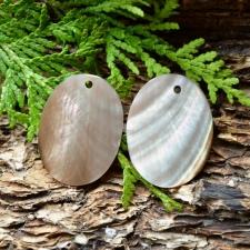 Ripats / Auguga kivi - Roosa pärlikarp