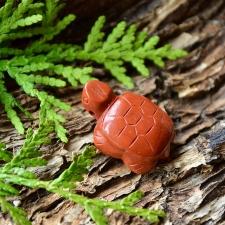 Ripats - Kilpkonn punane jaspis