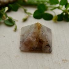 Püramiid - Ametüst (27x23mm)