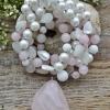 Alabaster * Pärlikarp * Roosakvarts * Shell pearl